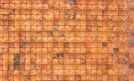 Bakstenen muurpatroon Thailand Stock Afbeelding