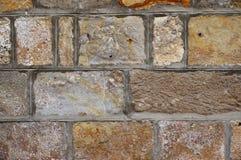 bakstenen muurtextuur Royalty-vrije Stock Fotografie