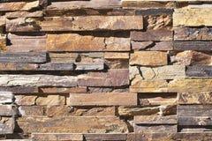 bakstenen muurtextuur Stock Fotografie