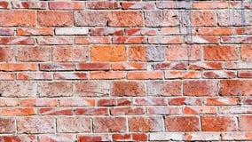 bakstenen muurtextuur Royalty-vrije Stock Foto's
