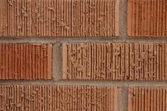 bakstenen muurtextuur Royalty-vrije Stock Afbeeldingen