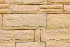 bakstenen muurtextuur Stock Foto's