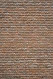 Bakstenen muurtextuur, achtergrond Stock Foto's