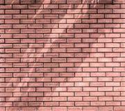 bakstenen muurtextuur Architecturale achtergrond Stock Fotografie
