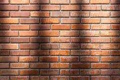 Bakstenen muurtextuur of bakstenen muurachtergrond bakstenen muur voor binnenlands buitendecoratieontwerp stock foto's