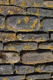 Bakstenen in Skara Brae, Orkney Stock Afbeelding