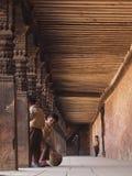 baktapur尼泊尔 免版税库存图片