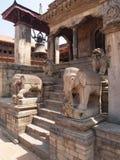 baktapur Νεπάλ στοκ φωτογραφίες