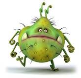 bakterie vektor illustrationer