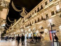 Baku Imagem de Stock Royalty Free