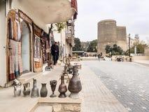 Baku fotografia royalty free
