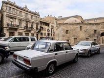Baku Royaltyfri Fotografi