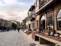 Baku obrazy stock