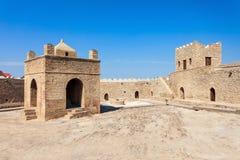 Baku Ateshgah Fire Temple imagem de stock