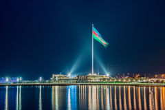 Baku Azerbaijan Royalty Free Stock Photography