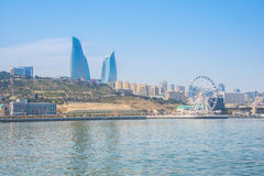 Baku Azerbaijan Stock Photography