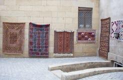 Baku, Azerbaijan, September 11, 2016: Icheri Sheher Old Town Royalty Free Stock Photo