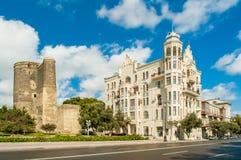 Baku Azerbejdżan Fotografia Stock