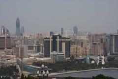 Baku Azerbejdżan Obrazy Stock