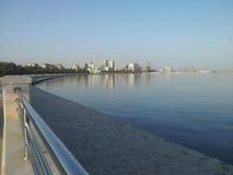 Baku Bay Stockbilder