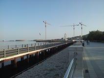 Baku Bay stock images