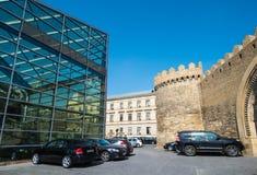 Baku City fotografia de stock