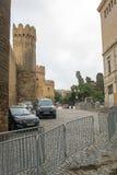 Baku City Circuit para el europeo Grand Prix F1 Foto de archivo