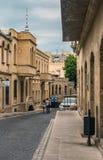 Baku city Stock Image