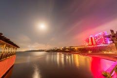 Baku, CZERWIEC - 29, 2015: Jumeirah hotel na Czerwu 29 w Baku, Azerbai Obrazy Royalty Free