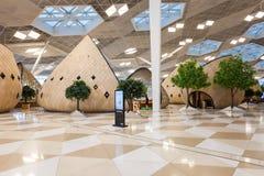 Baku Heydar Aliyev Airport Image stock