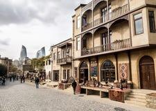 Baku Royalty Free Stock Photo