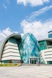 Baku - JULY 18, 2015: Park Boulevard shopping center on July 18 Royalty Free Stock Images