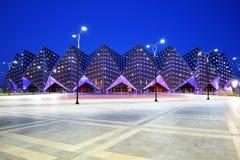 Baku kryształ Hall zdjęcia stock