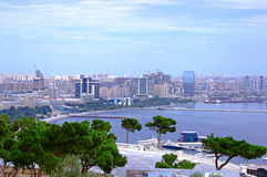 Baku:Land of fire Stock Image