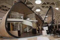 Baku lotnisko Obraz Royalty Free