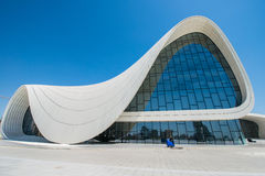 BAKU MAY 03 Royaltyfri Bild