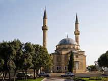 Baku mosque Royalty Free Stock Photos