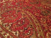 Baku old city details. Red carpet Stock Images