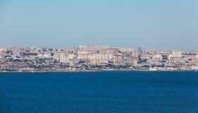 Baku panorama view Stock Photos