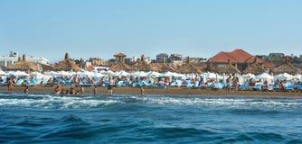 Baku plaży wakacje Fotografia Stock