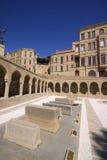 Baku Stad Royalty-vrije Stock Afbeeldingen