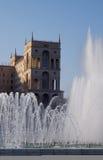 Baku-Stadtbezirk Lizenzfreies Stockbild