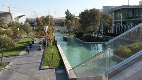 Baku venecia city Royalty Free Stock Photos
