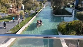 Baku venecia city Royalty Free Stock Photography