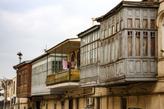 Baku vieja Foto de archivo