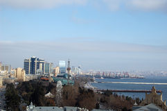 Baku view Stock Photo