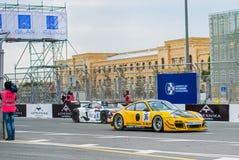 Baku Światowy wyzwanie Zdjęcia Royalty Free