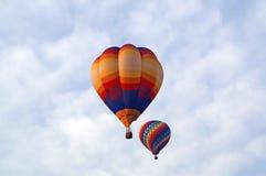 Balão 09 Foto de Stock