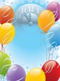 Balão Ilustração Royalty Free