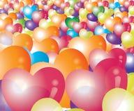 Balão ilustração do vetor